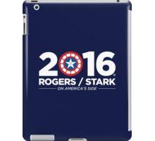 Rogers / Stark 2016 iPad Case/Skin