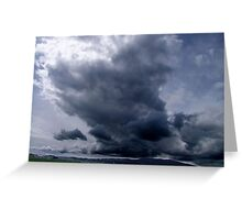 Spring Storm Greeting Card