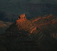 Sunrise at The Grand Canyon by mAriO vAllejO