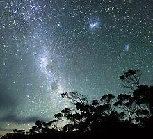 Milky Way from a very dark place by tasadam