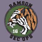 Samson 16 by superiorgraphix
