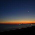Morong Sunset by Lawrence Crisostomo