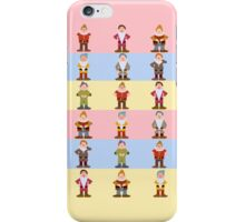Seven Dwarfs iPhone Case/Skin