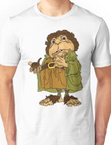 Old School Bilbo Baggins Unisex T-Shirt