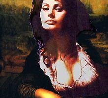 My Real Mona Lisa by Seth  Weaver