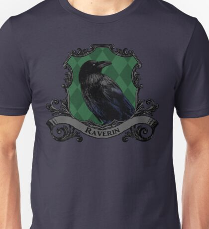 Raverin House Crest Unisex T-Shirt