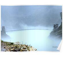 Mystic Bridge Poster