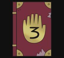 Gravity Falls // Journal 3 Kids Clothes