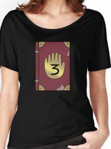 Gravity Falls // Journal 3 Women's Relaxed Fit T-Shirt