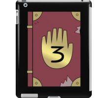 Gravity Falls // Journal 3 iPad Case/Skin
