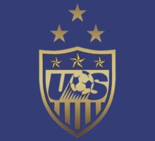 USA- World Cup Champs  by TomMurphyArt