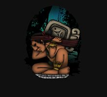 Mayan God Unisex T-Shirt
