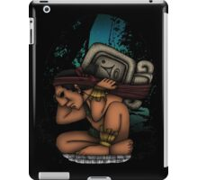 Mayan God iPad Case/Skin