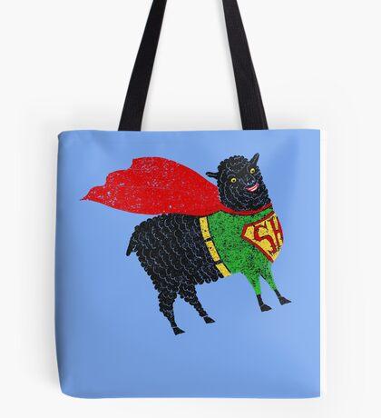 Superhero  Sheep Tote Bag