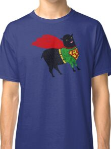 Superhero  Sheep Classic T-Shirt