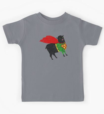 Superhero  Sheep Kids Clothes