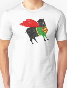Superhero  Sheep T-Shirt