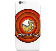 Clever Girl - Looney Tunes iPhone Case/Skin