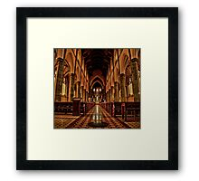 Cathedral #1 Framed Print