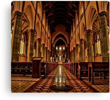 Cathedral #1 Canvas Print