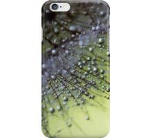 Fuzzy Drops of Awesomeness iPhone Case/Skin