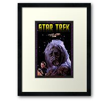 The Man Trap Framed Print