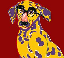dog in disguise by mkempees