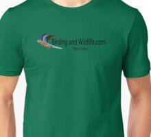 Birding and Wildlife Logo Unisex T-Shirt