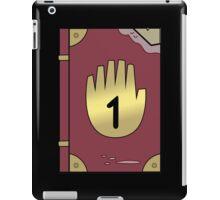 Gravity Falls // Journal 1 iPad Case/Skin