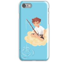 Cloud Fishing iPhone Case/Skin