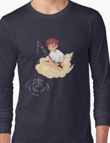 Cloud Fishing Long Sleeve T-Shirt