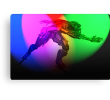 Speed and Strength Canvas Print