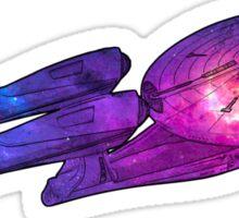 Star Trek - The Enterprise Sticker