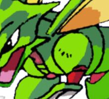 Shiny Scyther Sticker