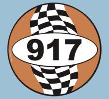 SupercarArt - Porsche 917 (Orange) by SupercarArt