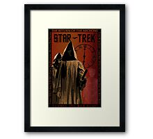 The Return Of The Archons Framed Print