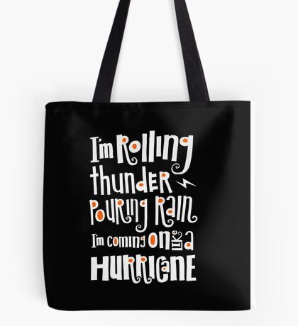 hell's bells Tote Bag