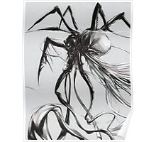 Spidery Shoggoth Poster