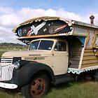 1945 Chevrolet Maple Leaf truck by Arthur Koole