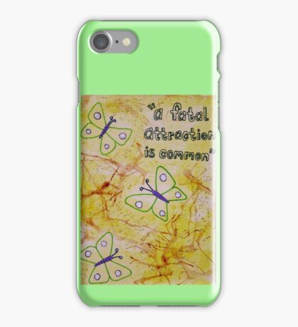 Fatal Attraction iPhone Case/Skin
