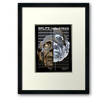SPLITZ Industries Framed Print