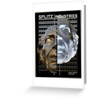 SPLITZ Industries Greeting Card