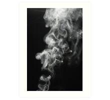 Smokey I Art Print