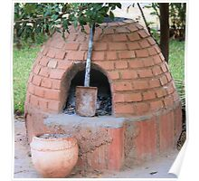 Clay oven 2 Poster