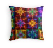 Apo Square Collage Throw Pillow