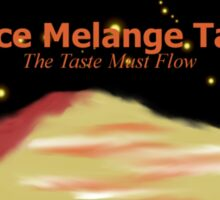 Spice Melange Taffy Sticker