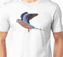 Birding and Wildlife: Bourkes Parrot Unisex T-Shirt