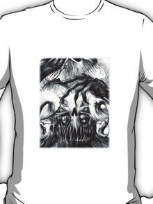 Yeg the Abominable  T-Shirt