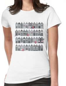 this is england Womens Fitted T-Shirt