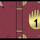 Gravity Falls // Journal 1 by hocapontas